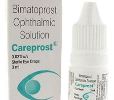 Careprost (Карепрост) 0,03% 3 мл