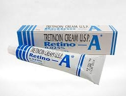 Ретин-А 0,025% ( крем) третиноин 20г.