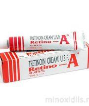 Ретин-А 0,05% ( крем) третиноин 20г.