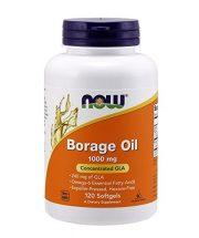 Масло Бораго (Огуречника) 1000 mg,120 капсул.